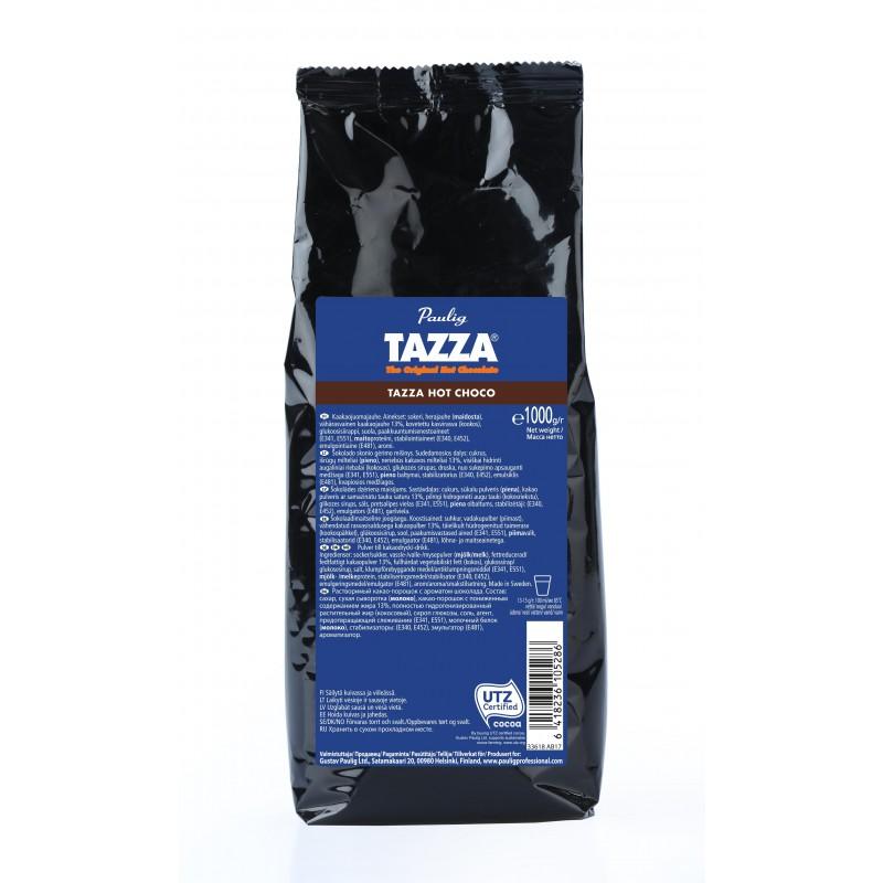 Tazza powder