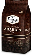 Paulig Arabica Dark 1kg pupiņas