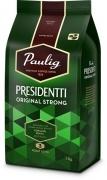 Paulig Presidentti Original Strong 1kg kafijas pupiņas